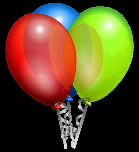 Balloon Vector Free