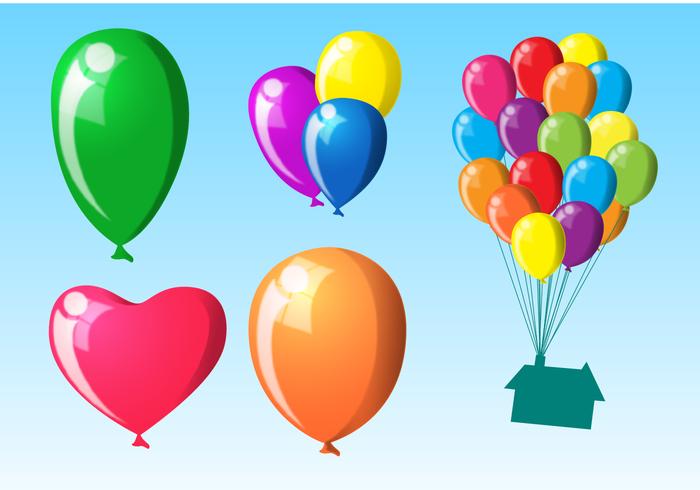 700x490 Flying Balloons Vectors Free Vectors Ui Download