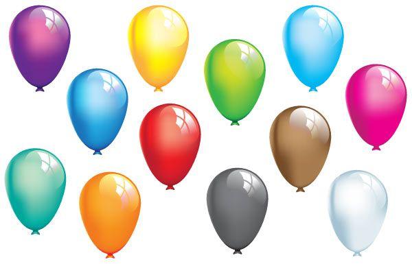 600x385 Free Balloons Vector Graphics Free Vectors Vector