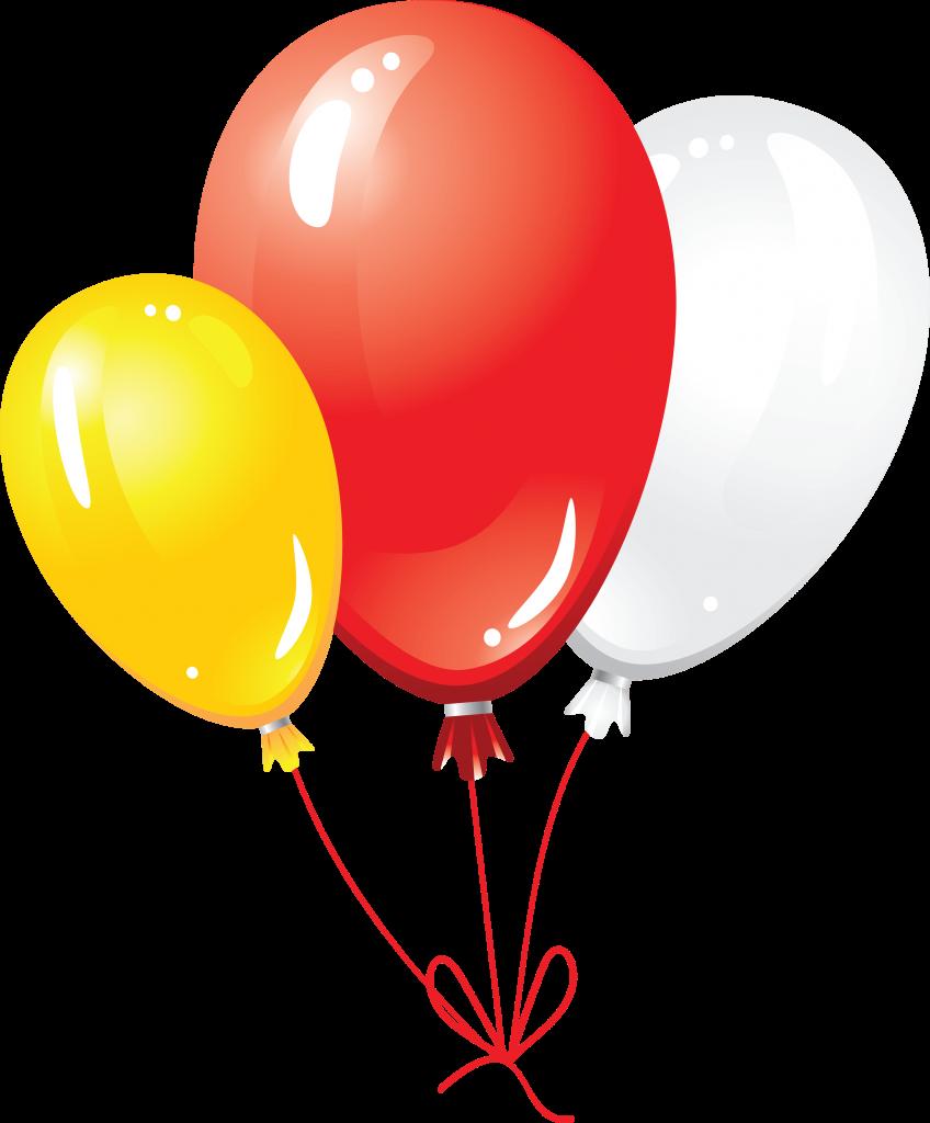 Balloon Vector Png