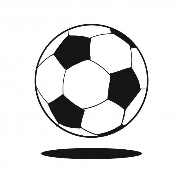 626x626 Balon De Futbol Fotos Y Vectores Gratis
