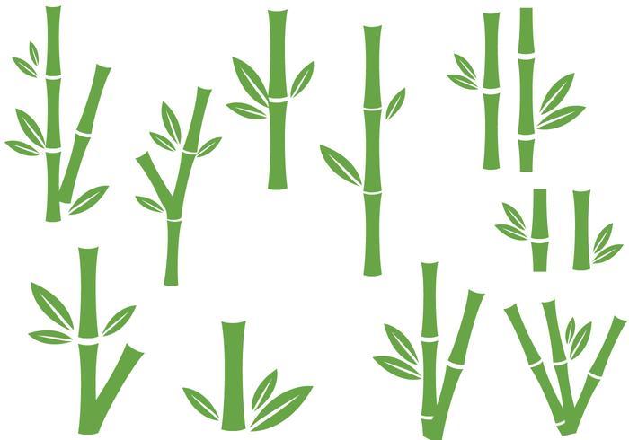 700x490 Free Bamboo Vectors