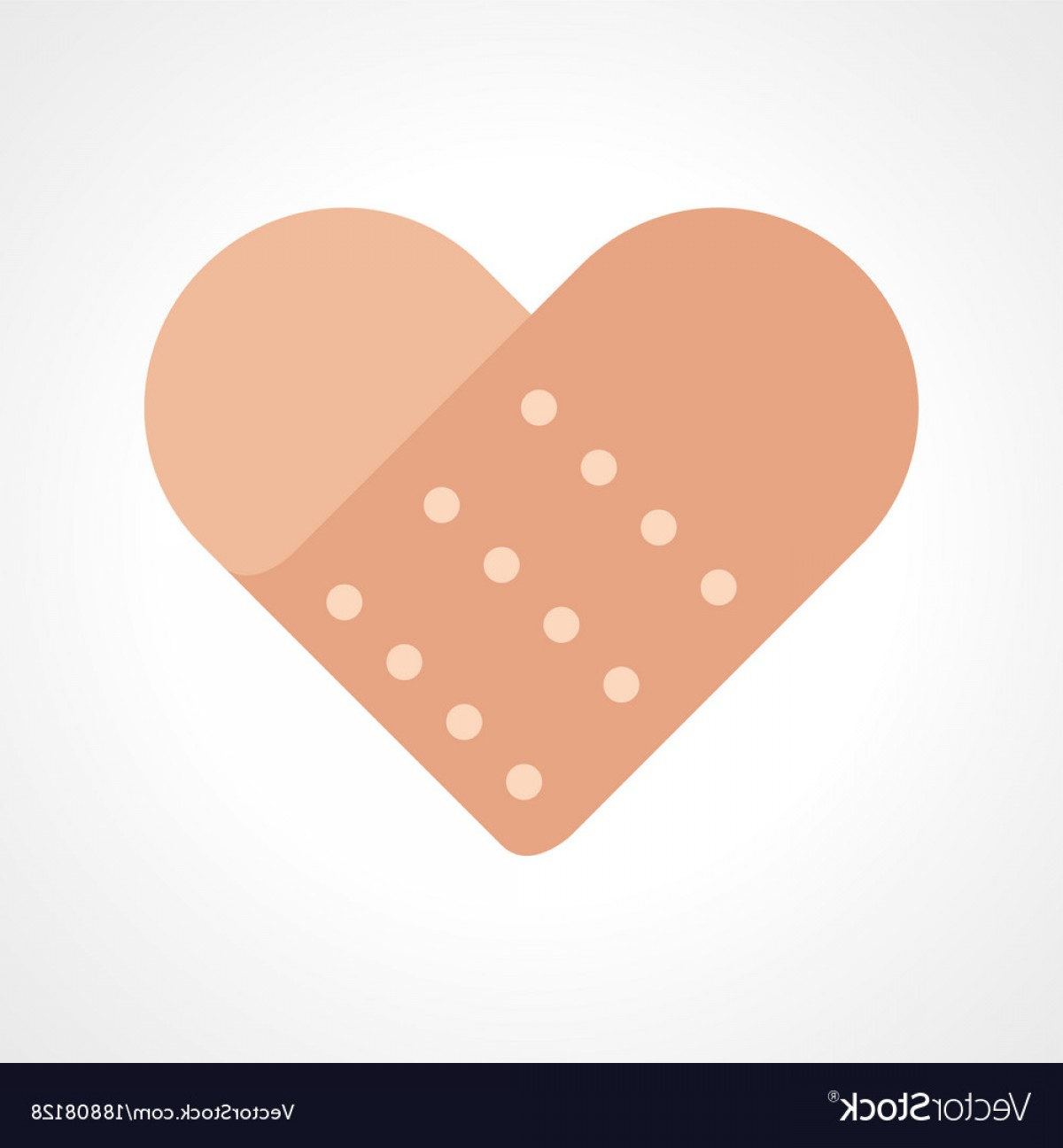 1200x1296 Heart Shape Band Aid Vector Arenawp