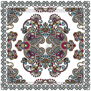 300x300 Traditional Ornamental Floral Paisley Bandana