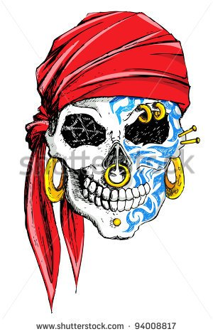 300x470 Bandana Vector Stock Photos Illustrations And Art Clipart