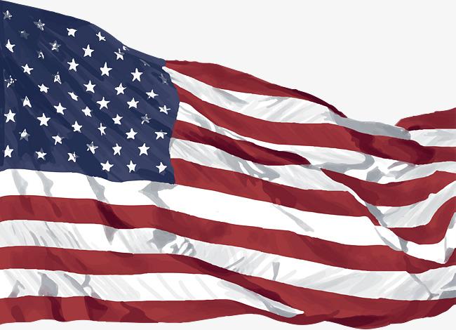 650x470 La Arrugada Bandera Americana Vector Png Usa Bandera De Los