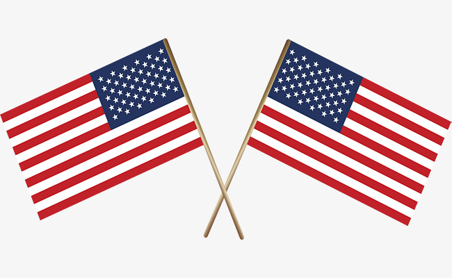 Bandera Usa Vector At GetDrawings.com