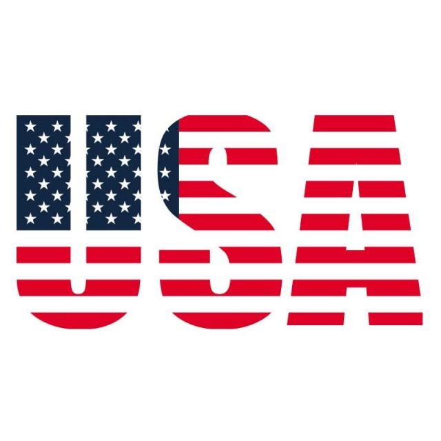 640x640 Usa Bandera De Estados Unidos Bandera Estados Png Y Vector Para