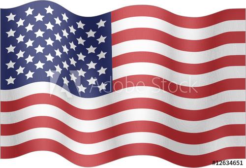 500x341 Bandera Usa