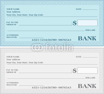 400x362 Bank Check, Bank Cheque Vector Buy Photos Ap Images Detailview