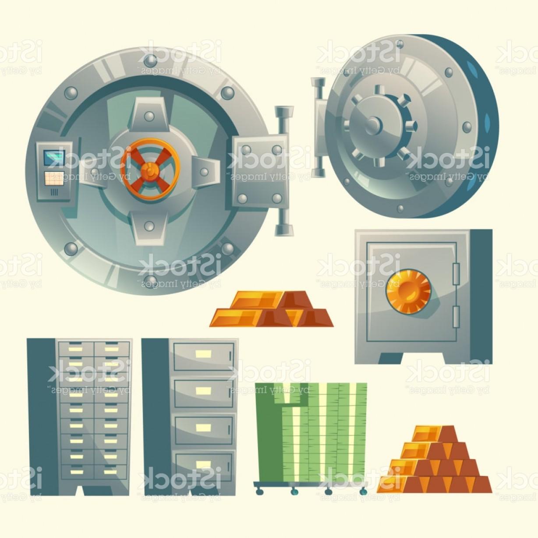 1228x1228 Vector Bank Vault Metallic Iron Safe Door Gm Shopatcloth