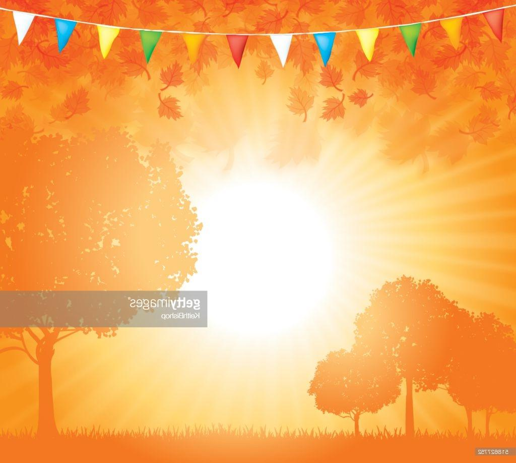 1024x918 Best Free Fall Festival Banner Background Vector File