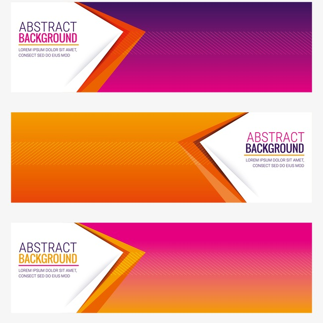 650x650 Vector Banner Advertising Design, Scroll, Banners Design, Geometry