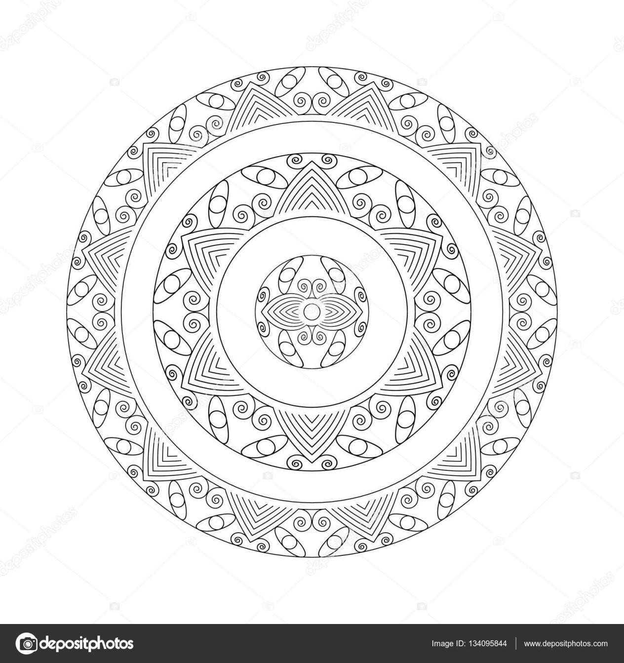 1264x1343 Rhshutterstockcom Set Circle Banner Outline Vector Outline Gift