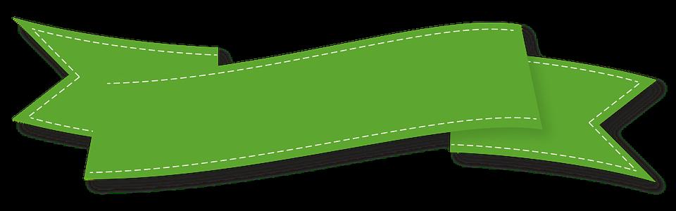 Banner Png Vector