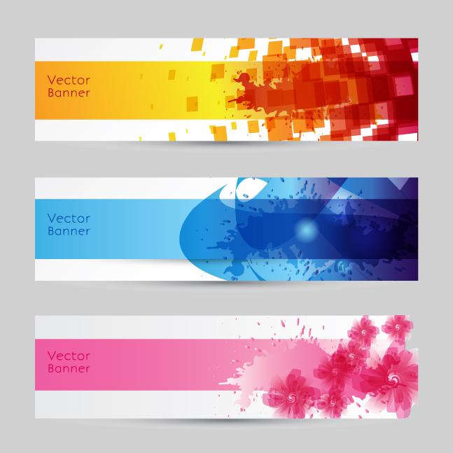 647x647 Bright Banner Vectors Free Vectors Ui Download