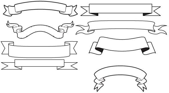 592x327 Generic Vector Banners Free Vector In Adobe Illustrator Ai ( .ai