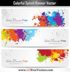 Banner Vector Art