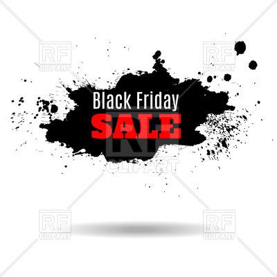 400x400 Black Friday Sale Banner Vector Image Vector Artwork Of Design