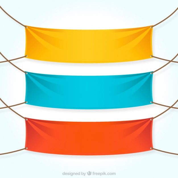 626x626 Corporate Banners Vector Free Download