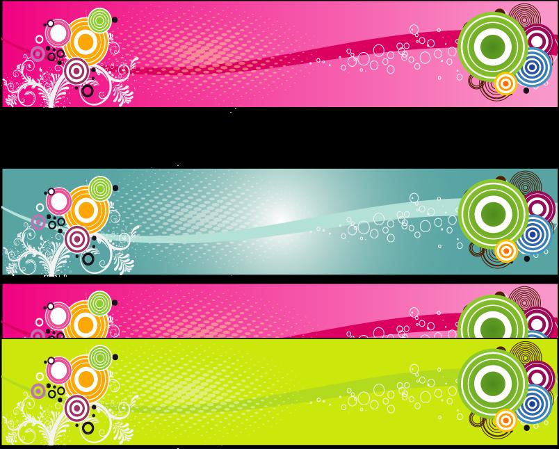 804x646 Free Banner Vector Free Vectors Ui Download