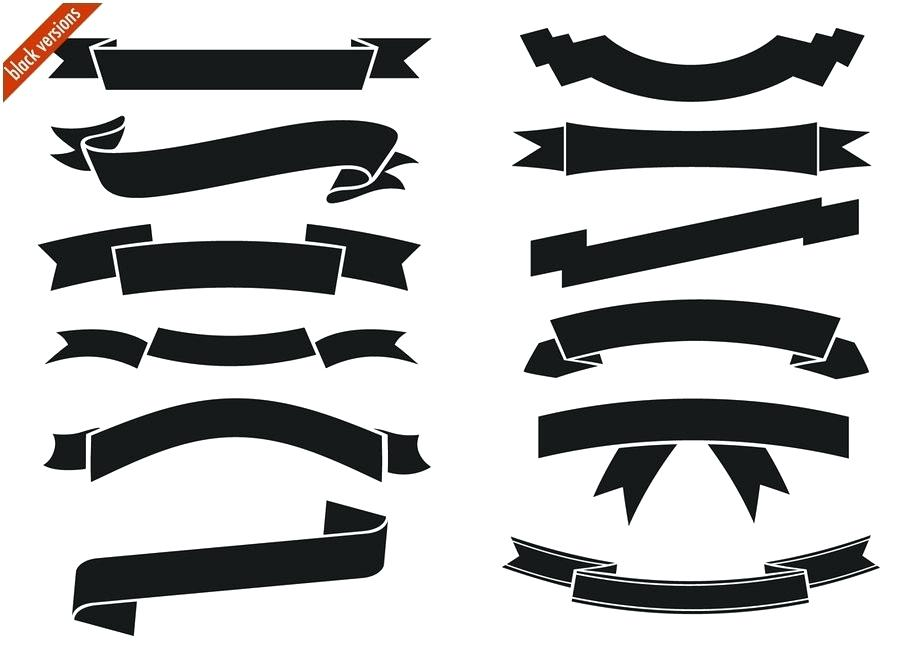 900x647 Banner Vector Ribbon