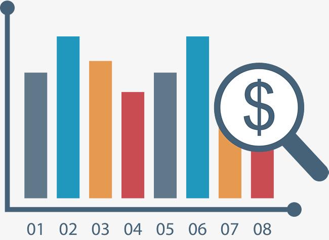 650x475 Profit Statistics Of Bar Graph, Vector Png, Profit Statistics