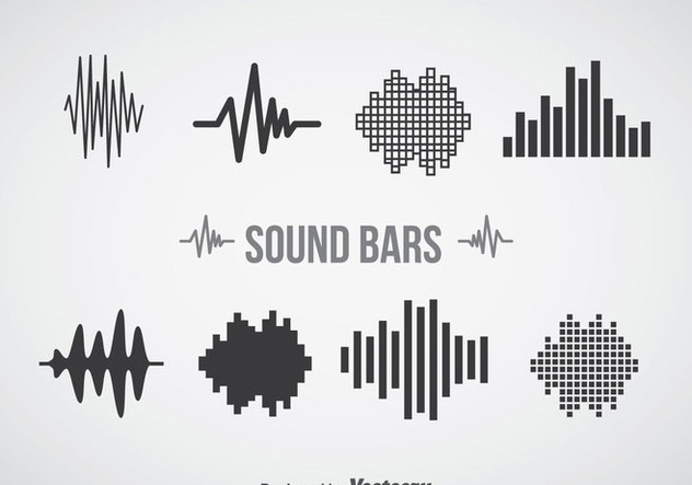 632x443 Sound Bars Icons Sets Free Vector Download 357411 Cannypic