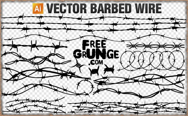 650x402 Free 18 Vector Barbed Wire Psd Files, Vectors Amp Graphics
