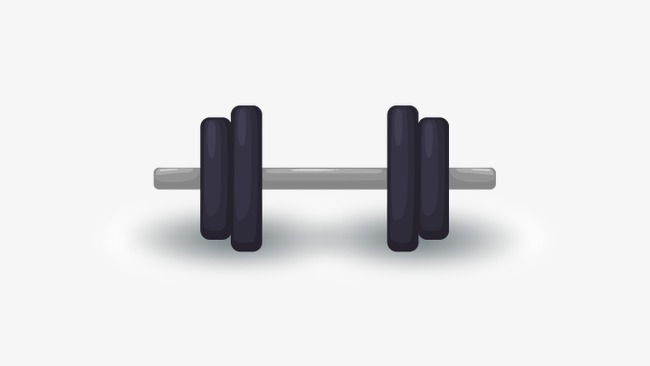 650x366 Barbell, Vector Barbell, Cartoon Barbell Png And Vector For Free