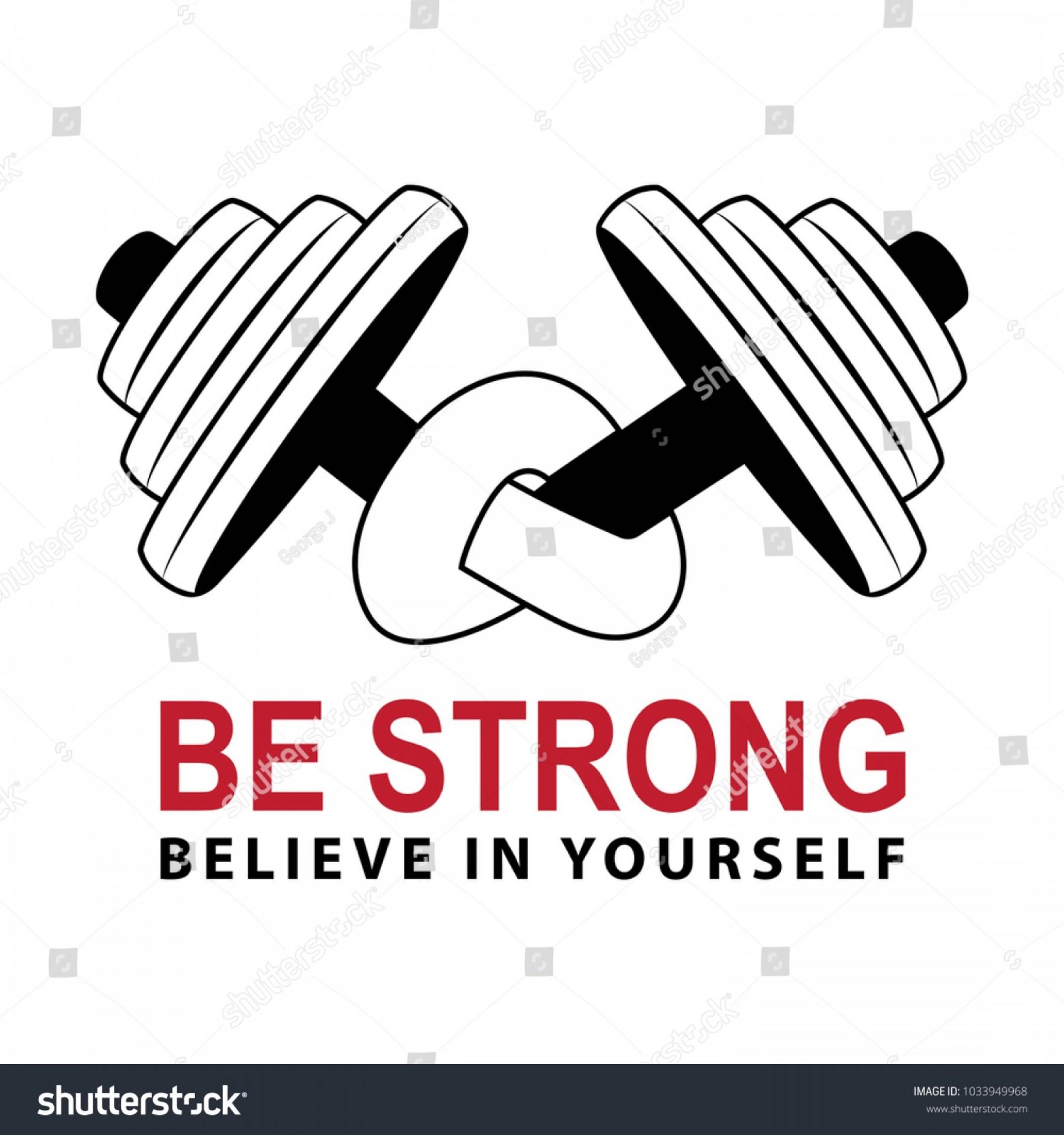 2160x2304 Bent Dumbbell Vector Illustration Logo Motivation Arenawp