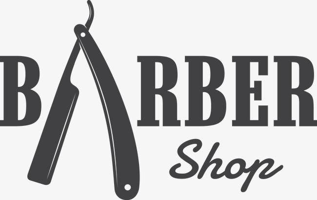 650x410 Creative Writing Barber Shop Sign, Vector, Creative, Barbershop