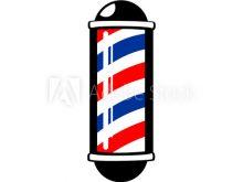 220x165 Barber Pole Vector Barber Shop Pole Vector Isolated On Stock