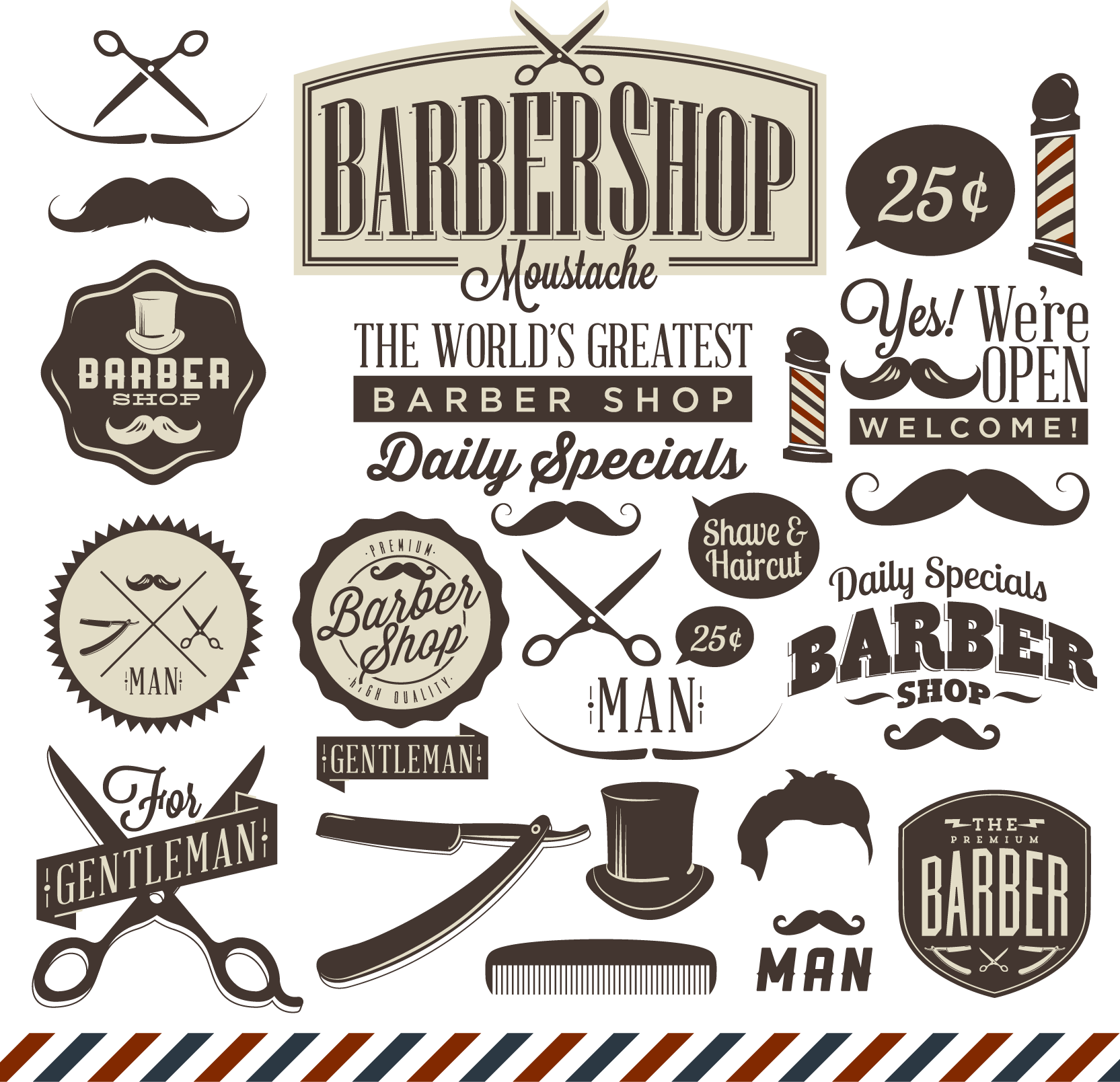 1665x1609 Barber Straight Razor Shaving Beauty Parlour