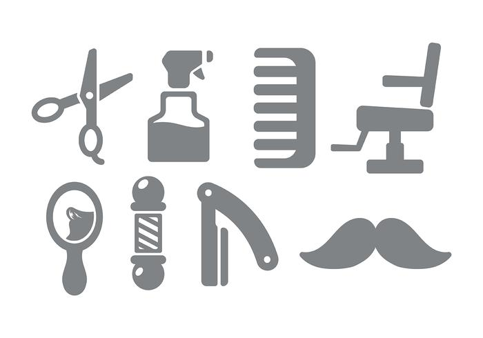 700x490 Barber Shop Free Vector Art