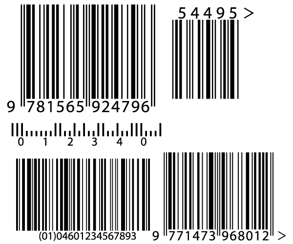 Barcode Vector Ai at GetDrawings com | Free for personal use