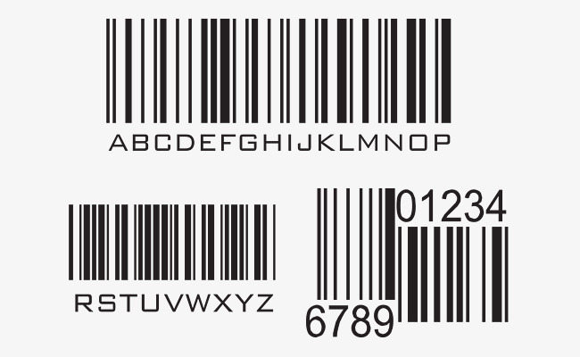 650x400 English Barcode Vector, Barcode Vector, Barcode, Line Png And