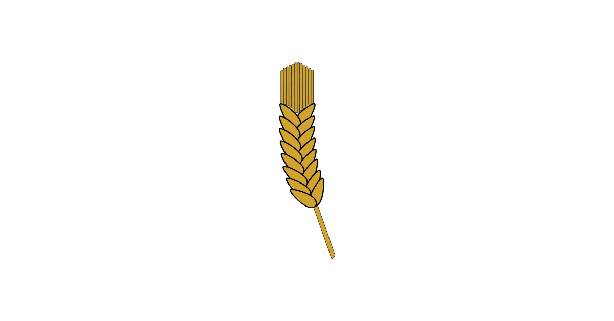 Barley Vector