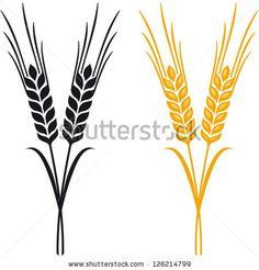 236x246 Vector Wheat Wheat Free Vectors Download 4vector Paper