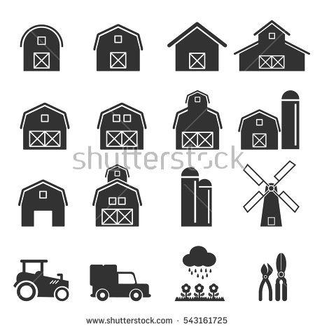 Barn Vector