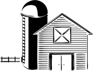 Barn Vector Art