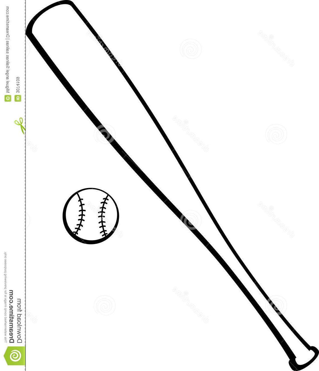 1116x1300 Hd Baseball Bat Outline Clip Art File Free Free Vector Art
