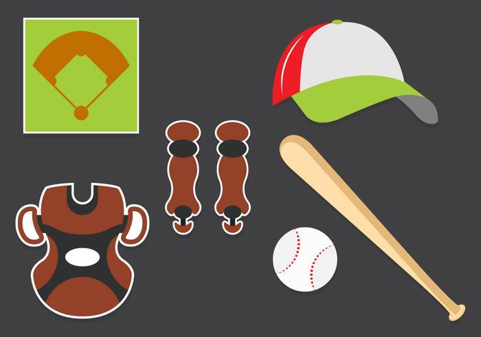 700x490 Baseball Bat Free Vector Art