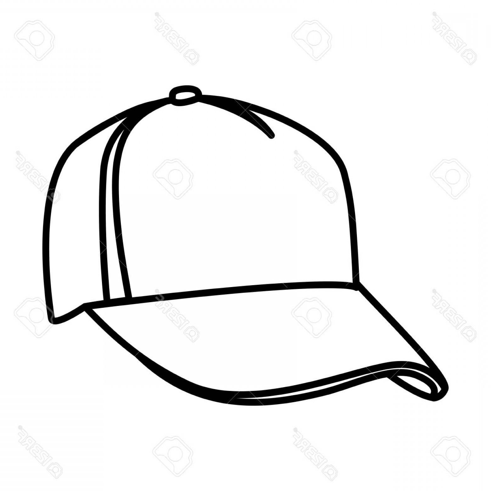 1560x1560 Baseball Cap Vector Art Lazttweet