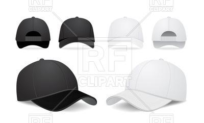 400x241 Baseball Caps Vector Image Vector Artwork Of Objects Sermax55