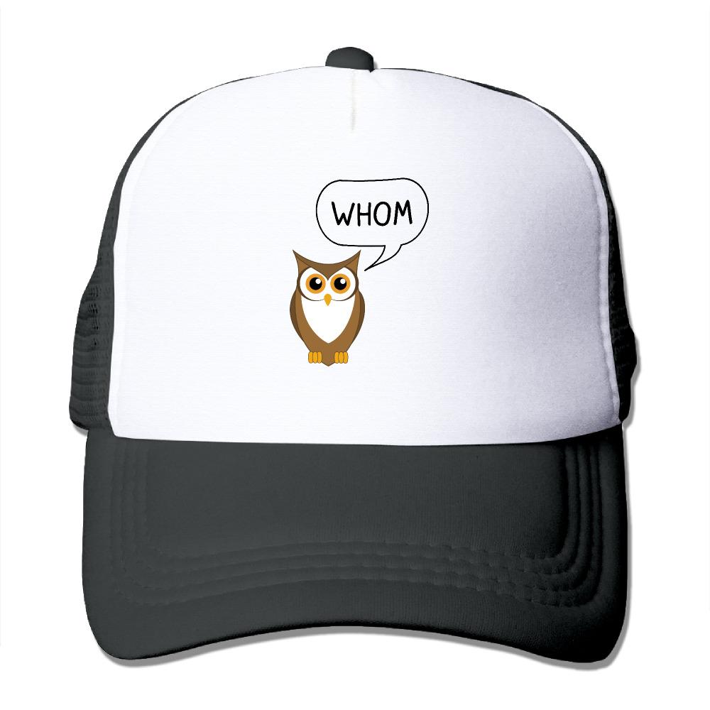 1000x1000 Dutrodu For Men Women Baseball Caps Mesh Back Owl Vector Cap Hats