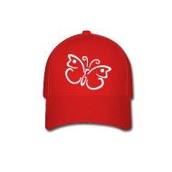 190x190 Storyt Cute Butterfly Vector Fantasy Art Baseball Cap