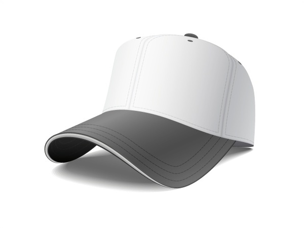 600x450 Baseball Cap Vector Free Vector In Adobe Illustrator Ai ( .ai