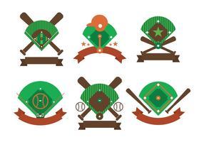 286x200 Baseball Field Free Vector Art