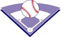 260x160 Download Vector Baseball Diamond Clipart Baseball Field Clip Art